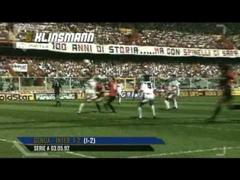 FC Internazionale - Top 10 Gol di Klinsmann