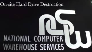 National Computer Warehouse Services, LLC  Data Center Decommissioning Services