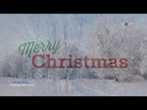Merry Christmas & Happy New Year  2017 (André Rieu music)