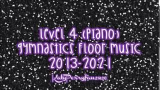 Usa Gymnastics Level 4 Piano