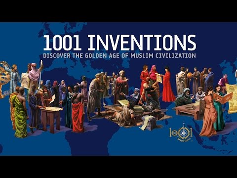 1001 Inventions - Uncover 1000 years of science and technology | by Professor Salim Al Hassani (EN)