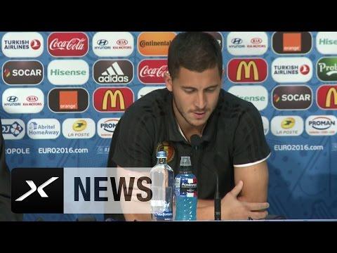 Eden Hazard zu Zlatan Ibrahimovic: Weltklasse für Liga | Manchester United