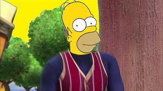 we are number one but homer simpson sings it