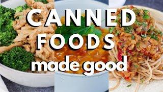 VEGAN pantry recipes | easy + delicious
