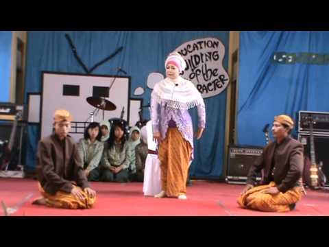 Title: Latihan drama untuk Perpisahan SMPN 1 Srengat 2011