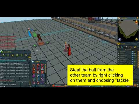 Runescape Rugby Quick Guide
