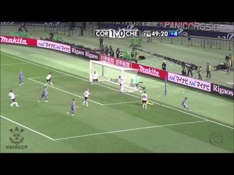 Corinthians 1x0 Chelsea (Corinthians Bi-Campeão Mundial 16/12/2012) José Silvério, Nilson César