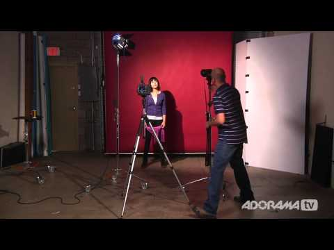 Constant Light Versus Flash Light: Ep 234: Digital Photography 1 on 1: Adorama Photography TV Music Videos