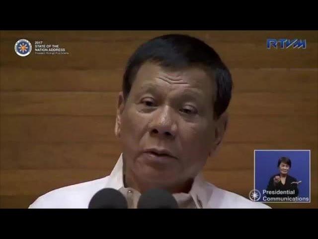 Duterte reveals Joma Sison has colon cancer