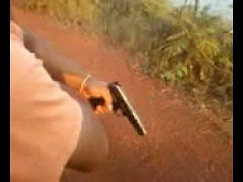 ยิง ปืน 9มม โหด