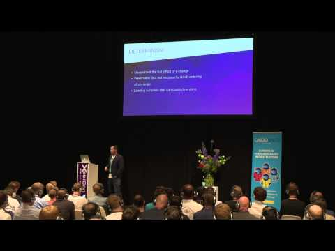 XebiCon 2015 - Building the World's Largest Websites with consul and Terraform