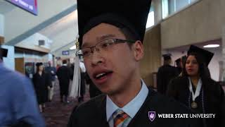 Why Weber is Just Right: Shi Pong Lee