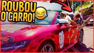 O ANÃO ROUBOU MEU CARRO!! - TROLLANDO REZENDE [ REZENDE EVIL ]