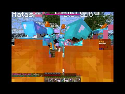 Servidor Full PvP 1.5.2 24/7 - ComCraft - Minas, money, SkyWars e muito mais! In