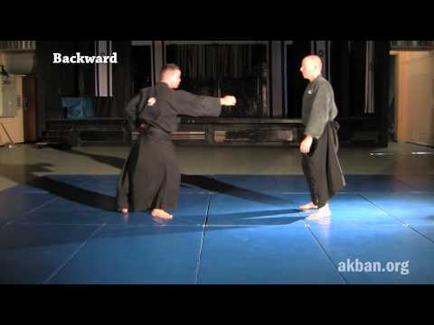 How to do 10 Tai sabaki directions, basic - Ninjutsu technique Image 1