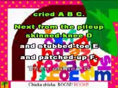 Chicka Chicka Boom Boom - YouTube - photo#20