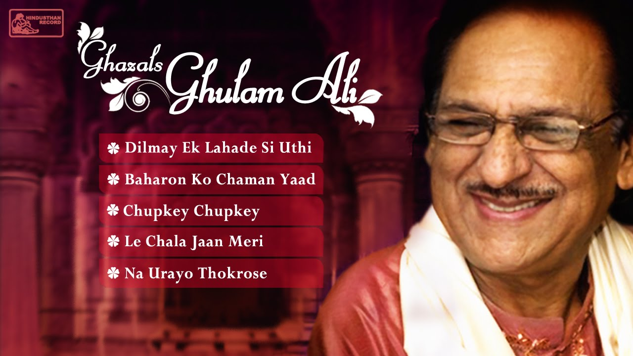 Enriching Ghazals - Ghulam Ali Songs By Ghulam Ali All Hindi Mp3 album