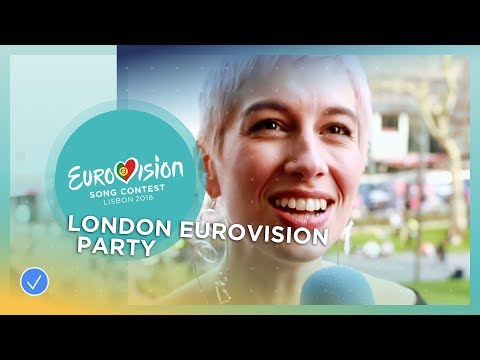 London Eurovision Party: Who is the biggest Brit?