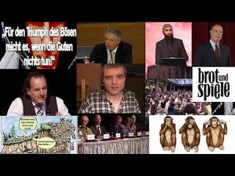 ES REICHT: EINER für ALLE, ALLE für EINEN Eliten & Islam Diktatur, Single Dasein NEIN!