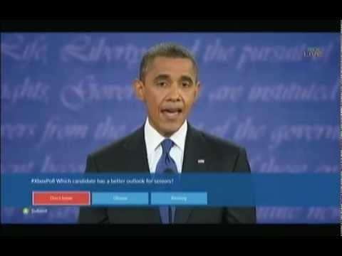 2012 First Presidential Debate - Romney vs. Obama (FULL VIDEO)