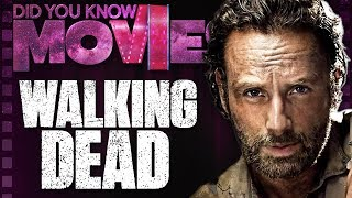 Is The Walking Dead TOO GORY?! | Did You Know Movies