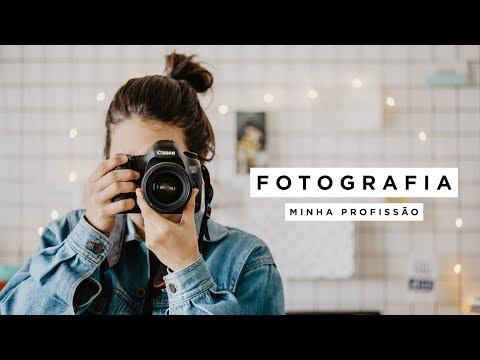 FOTOGRAFIA | Minha Profissão