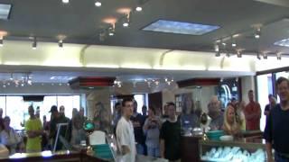 Arthur's Jewelers 93X 5,000 Shopping Spree Winner 01:28