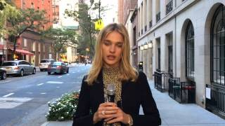 Natalia Vodianova introduces new micro-philanthropy platform Elbi