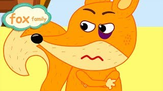 Fox Family and Friends new funny cartoon for Kids Full Episode #333
