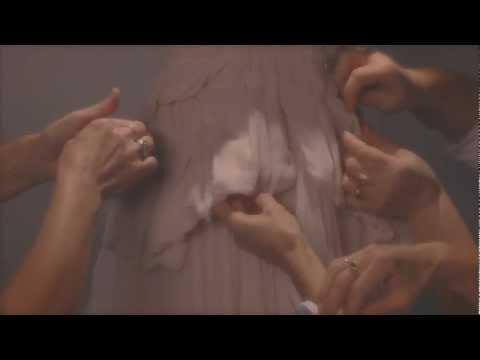 Nina's dress by Nina Ricci