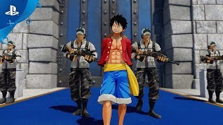 One Piece World Seeker - Opening Cinematic Trailer | PS4