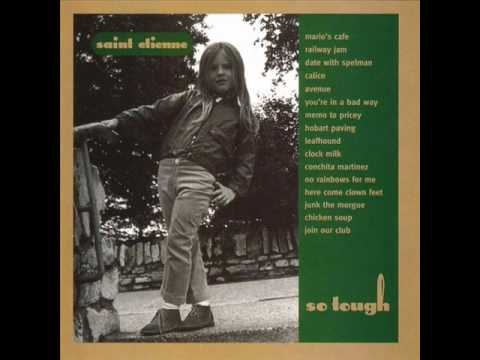 Saint Etienne - Junk the Morgue