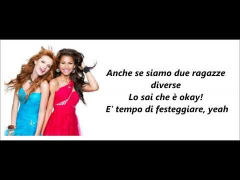 Bella Thorne & Zendaya Coleman - Same Heart Traduzione Italiana.