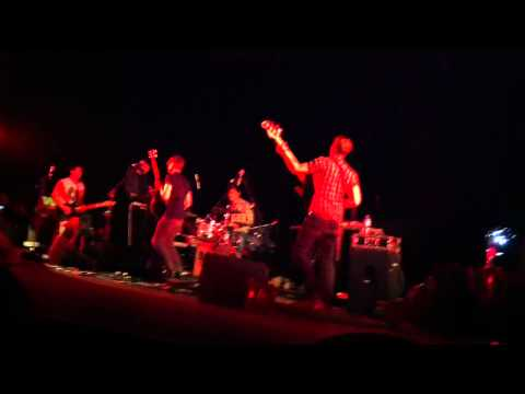 Zulu Winter - Key TO My Heart Live O2 Brixton 24/11/11