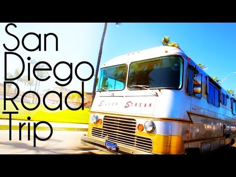 San Diego Road Trip • Epic Adventure Series
