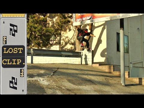 Andrew Pott Lost & Found Skateboarding Clip #158