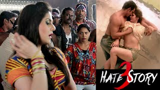 Fans Target Zarine Khan For her Bold Scenes in Hate Story 3
