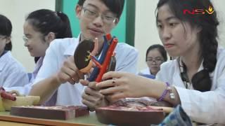 Theo chân sinh viên vào phòng xác Trường ĐH Y Hà Nội