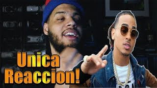 Ozuna Única Audio Oficial A U R A Unica Audio Oficial Reaccion