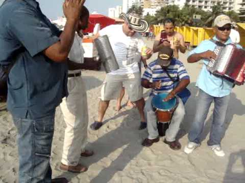 Me gusta en las playas de Cartagena