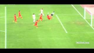 Shandong Luneng 1 - 2 Cerezo Osaka AFC Champions League 2014