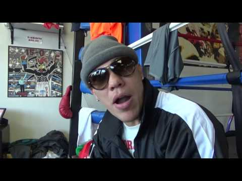 GABE ROSAOD on Amir Khan vs Canelo - EsNews Boxing