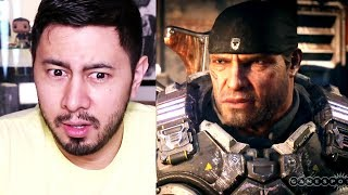 GEARS OF WAR 5   Microsoft Xbox E3 2018   Trailer Reaction!