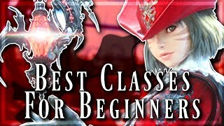 FFXIV: Best Classes/Jobs For Beginners (Final Fantasy XIV | 1080p | PC)