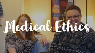 How to answer Medical Ethics interview questions
