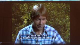 Watch John Denver Hey Old Pal video