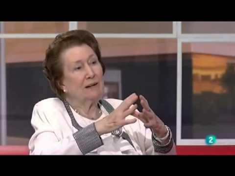 Ana María Lajusticia, Vivir 100 años. Entrevista en TVE-2 (Television Española 2)