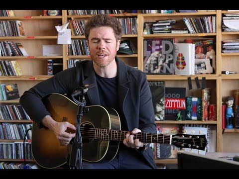 Josh Ritter: NPR Music Tiny Desk Concert