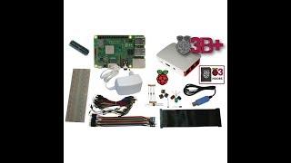 Raspberry Pi 3 модель B для умного дома majordomo