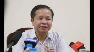 """NÓNG 24H : Giám đốc Sở GD-ĐT Hòa Bình lý giải về phát ngôn """"mời Bộ GD-ĐT chấm lại toàn bộ bài thi"""""""